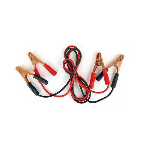 Câble de démarrage Moto / Scooter / Quad (16mm2) 240A (L : 2x3 m)