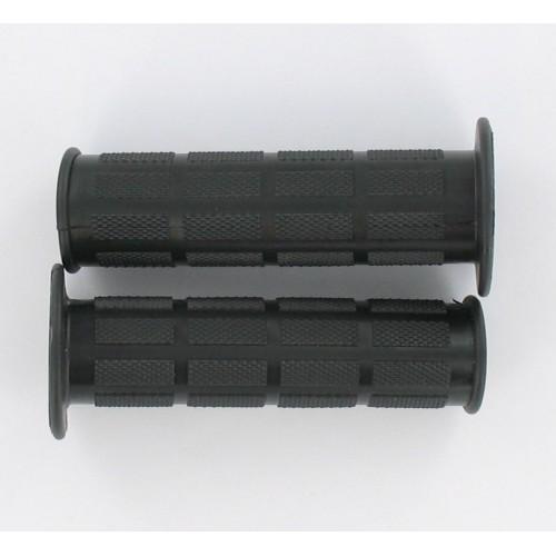 Paire Revêtements de poignées noir Solex 3800