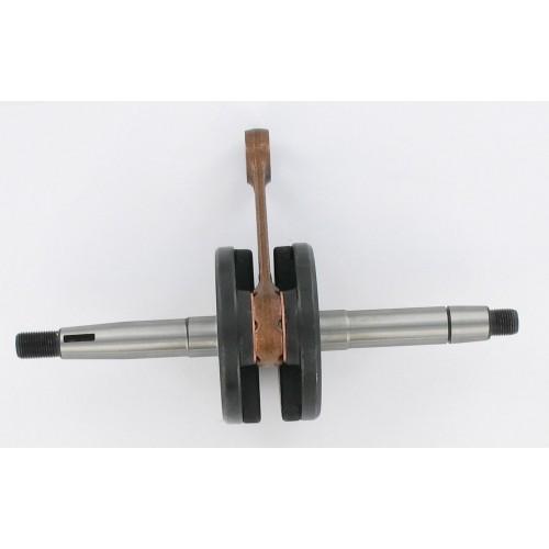 Embiellage / Vilebrequin type origine MBK AV10 électronique (petit cône)