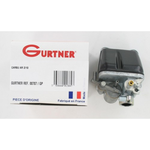 Carburateur GURTNER AR2/10 - 707 MBK 41/85 AV7