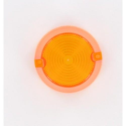 Cabochon de clignotant type Novi MBK Motobecane (x1)
