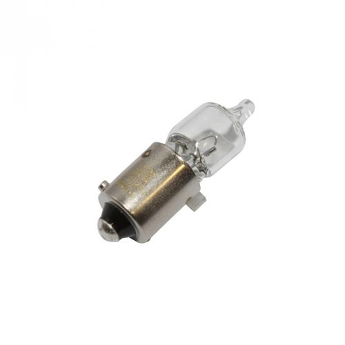 Ampoule H6W 12V 6W BAX9s Ergots decalés mini Halogene