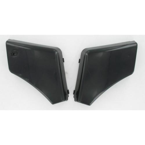 Paire de portes de boite à outils Noires Peugeot 103 SPX Vogue
