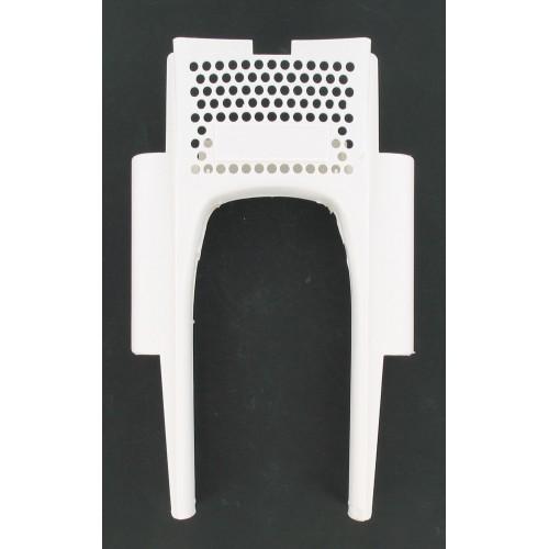 Grille capotage de fourche Blanc Peugeot 103 MVL / Vogue