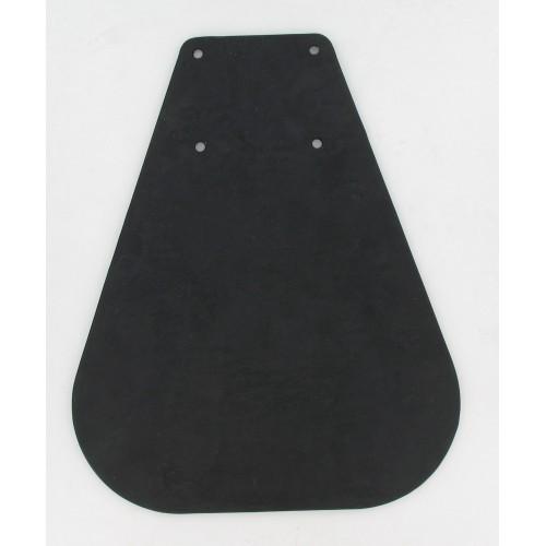 Bavette lisse noire 4 Trous Solex 3800 ancien modèle