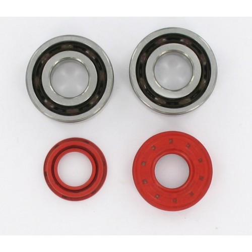 Kit roulements moteur 6204 TVH C4 TPI / Spi racing - MBK Booster / Nitro -  SR/CPI - BW'S