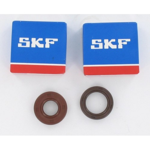 Kit roulements moteur 6303 C4 TN9 SKF + Spi VITON - Minarelli AM6