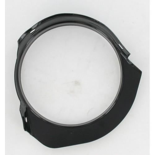 Cache courroie Noir MBK 51 / 881