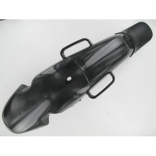 Garde boue Avant plastique noir Peugeot 103 SPX/RCX