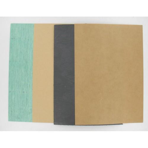 Pochette de 4 Feuilles A4 de papier indéchirable + BA55 + Renforcé