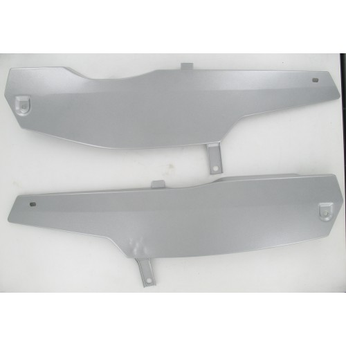 Paire de capotages latéraux Gris MBK 51 Swing