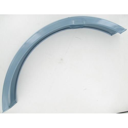 Garde boue Avant MBK 88/881 - Bleu BRUT à Peindre