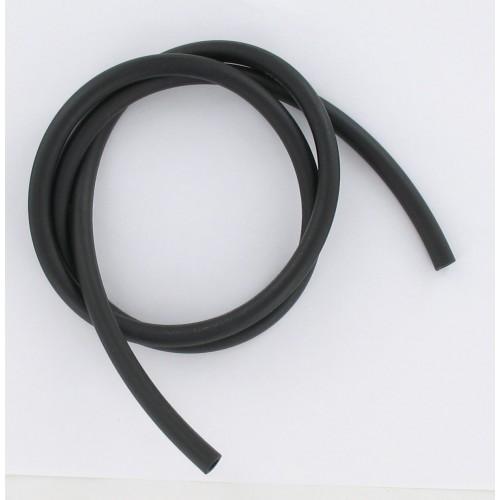 1 mètre de Durite essence 6 x 9 Noir