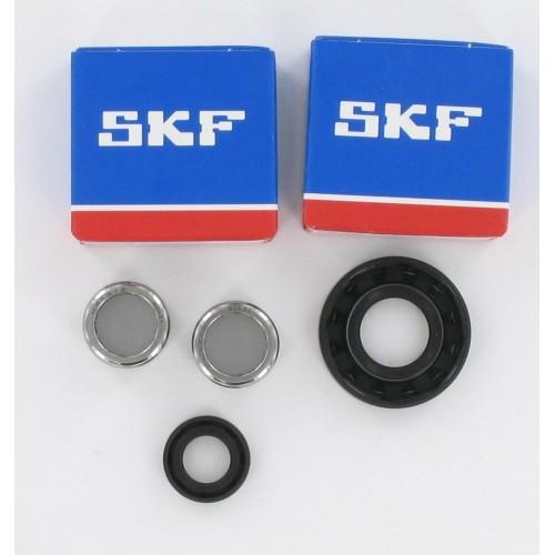 Kit entretien boite de vitesses DERBI : Roulements SKF C4 + Spi + Douilles RSM