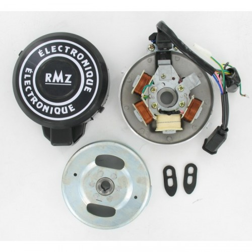Allumage électronique Peugeot 103 6V petit cône - sans bobine