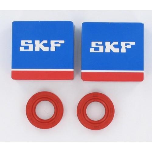 Kit roulements moteur 6204 C4 SKF Spi Racing - Derbi