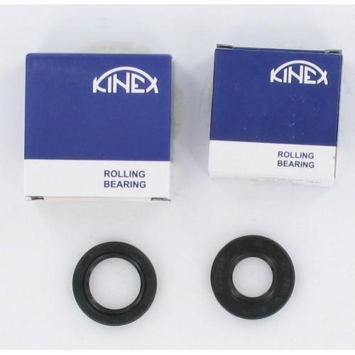 Kit roulements moteur 6203 / 6204 C3 acier ZKL - Peugeot 103