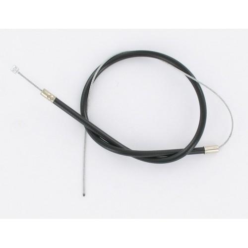 Câble de gaz complet Gaine Noire Solex 45 > 3800