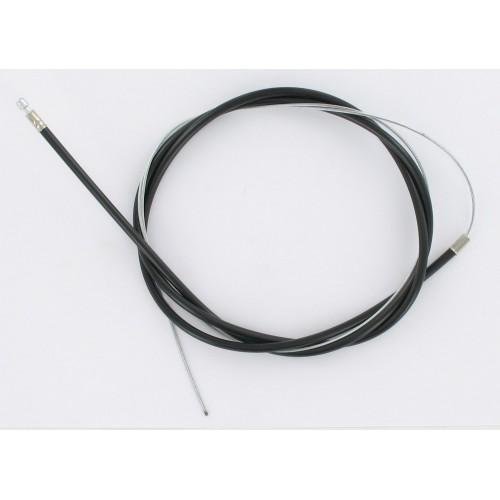 Câble de frein Arrière complet Gaine Noire Solex 45 > 3800