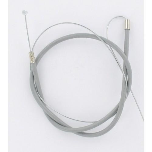 Câble accélérateur complet Gaine Grise Solex 5000 3800 Hongrois