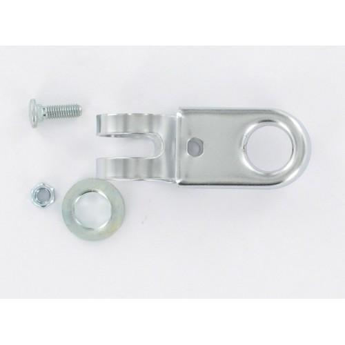 Collier de fixation de compteur sur guidon Peugeot MBK Solex