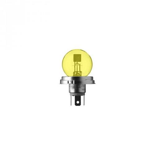 Lampe phare P45t 12V 40/45W Jaune