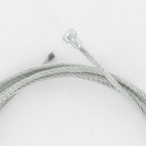 Câble de frein 49 fils Cyclomoteur Poire 6x8,5 2.00 x 1,80m (Boite de 10)