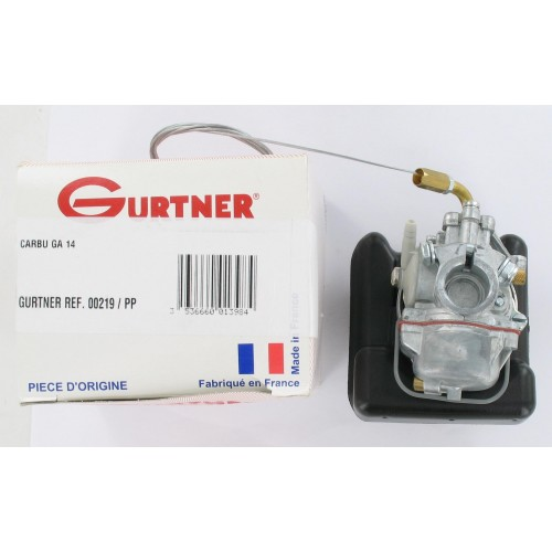 Carburateur Gurtner GA14 219 Peugeot 103 SPX RCX