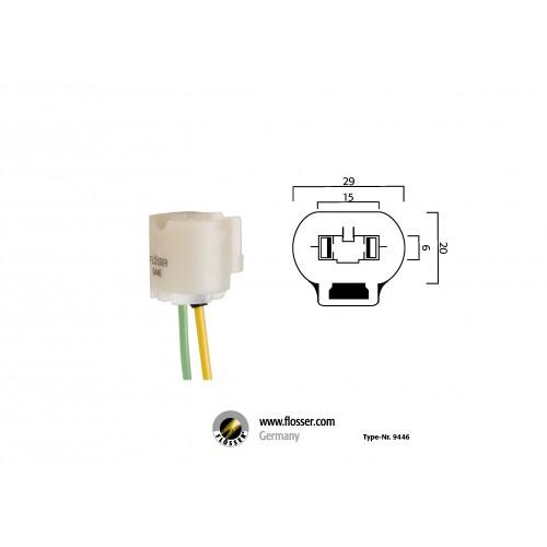 Fiche ampoule HB4 Flosser (9446)