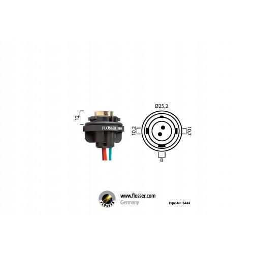 Fiche ampoule culot BAY15d Flosser (5444)