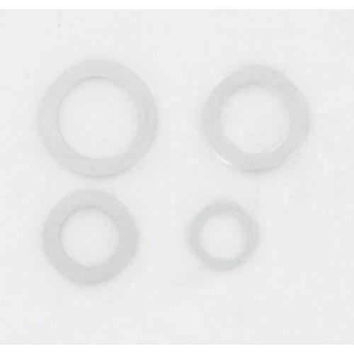 Pochette 4 joints rondelles de vidange aluminium M8/10/12/14