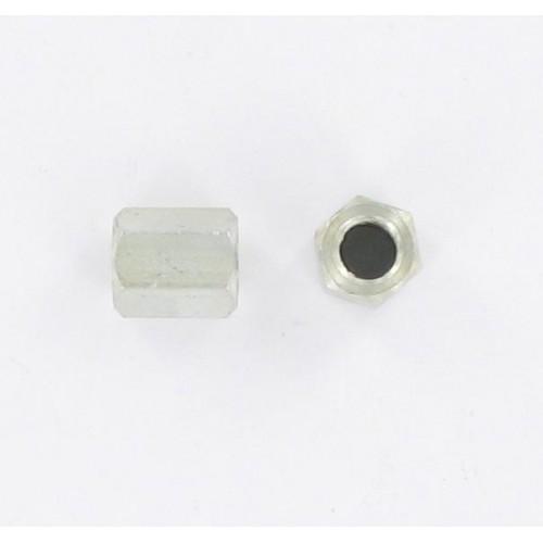 Ecrou volant magnétique 10x125 lg 19mm AM6