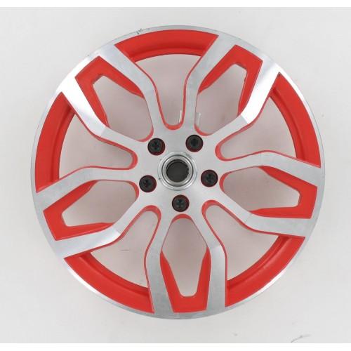Poulie aluminium Rouge 11 dents Peugeot 103 MBK 51