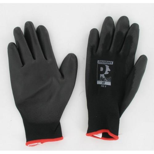 Paire de gants atelier polyuréthane (PU) Homologué CE - Taille 8