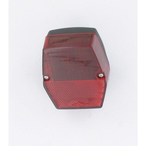 Feu rouge arrière MBK 51 88 Solex 3800