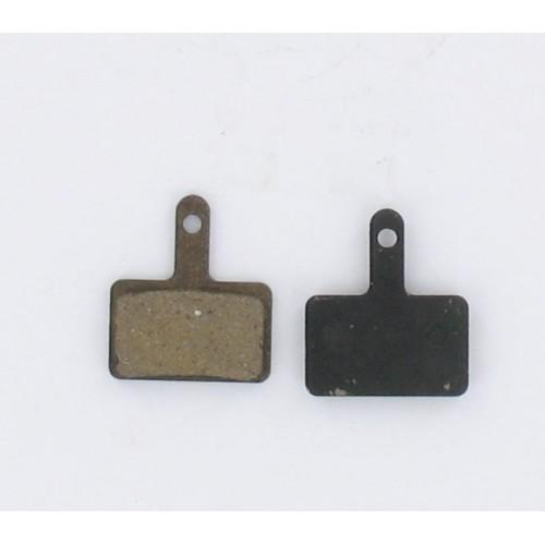 Paire de Plaquettes de Frein compatible SHIMANO