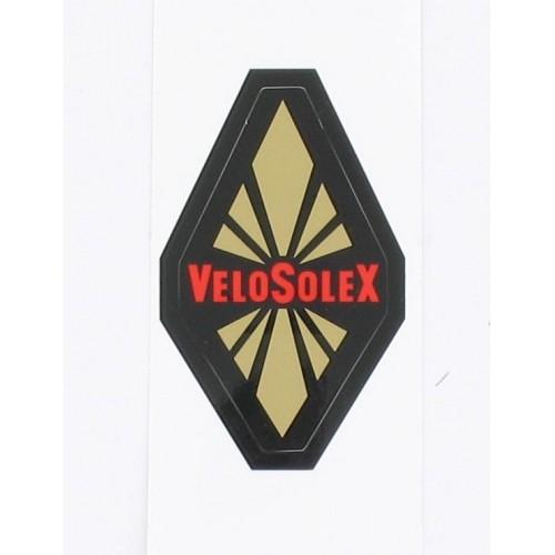 """Autocollant losange """"Velosolex"""" Solex"""