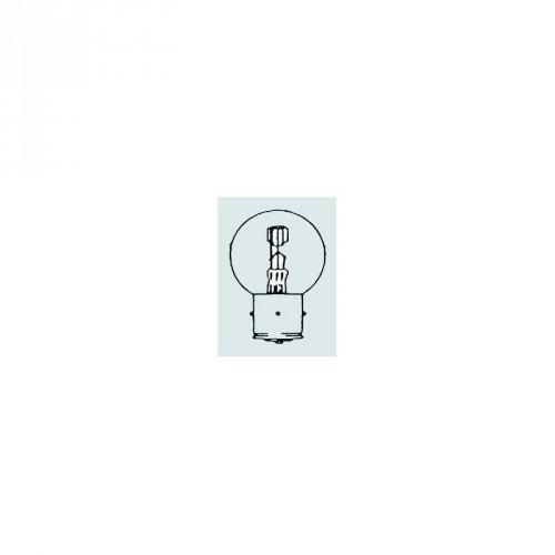 Ampoule Flosser BA21D Blanc 12V 45/40W (6776)