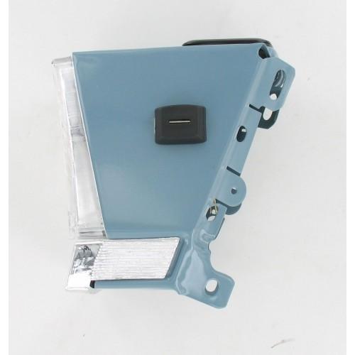 Phare complet Bleu MBK 85 88 881
