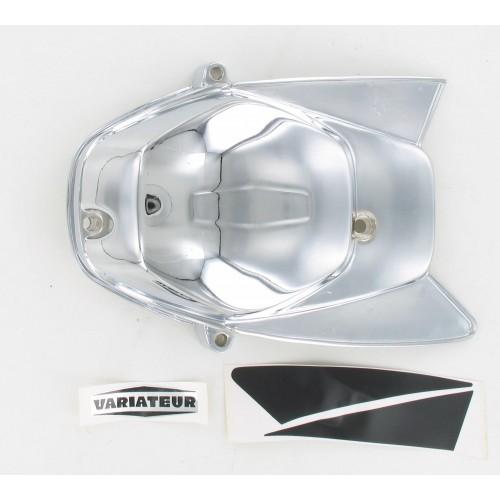 Carter cache variateur Aluminium Chromé Peugeot 103 SP MVL (4 trous)
