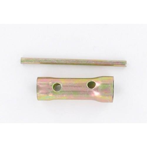 Clé à bougie 16/18mm (long 70mm)