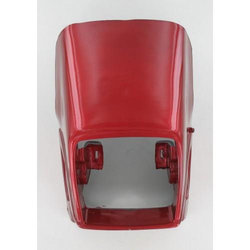 Bulle / Tête de fourche Rouge Peugeot 103 SP SPX RCX
