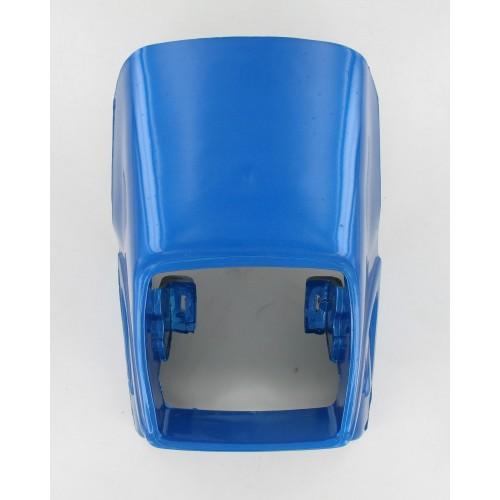 Bulle / Tête de fourche Bleu Peugeot 103 SP SPX RCX