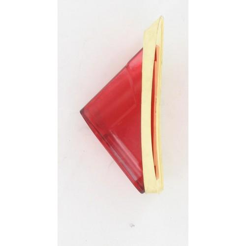 Cabochon de feu rouge MBK Motobecane