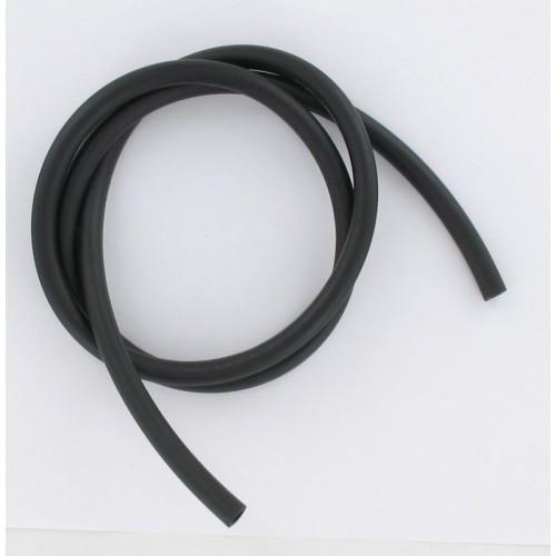 1 mètre de Durite essence 8 x 12 Noir