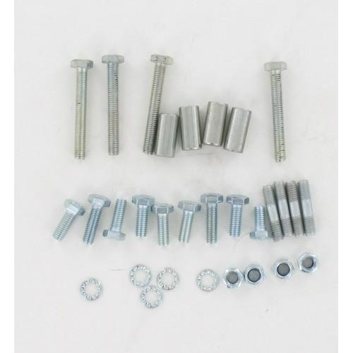 Boulonnerie moteur 30 pièces Solex 2200 3800 5000