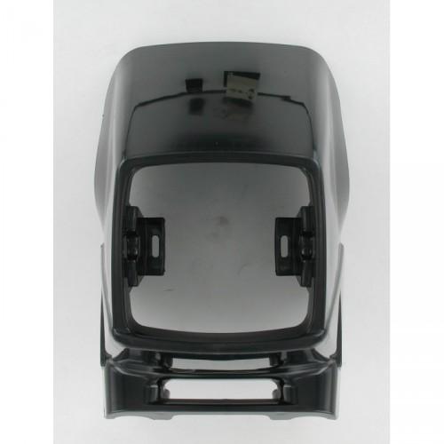 Bulle / Tête de fourche peinture Noire Peugeot 103 SP SPX RCX