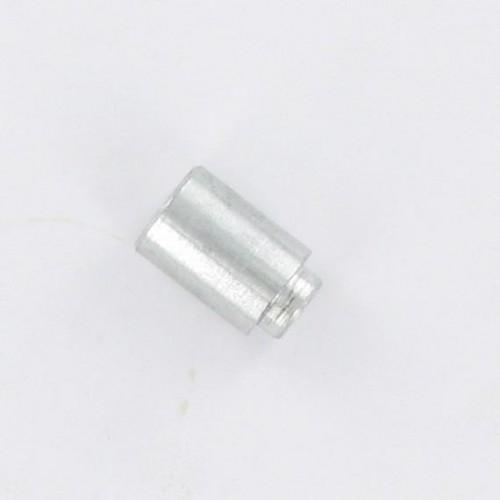 Entretoise épaulée de culasse D8,2x12x17x27,20mm Motobecane MBK 40 41 50 51 (AV7/AV10)