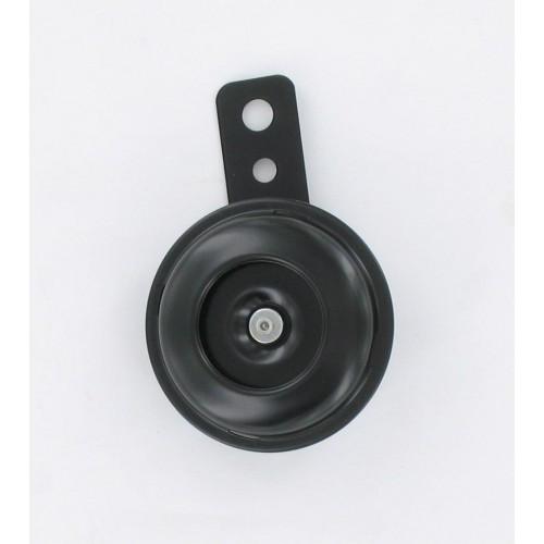 Avertisseur / Klaxon D66mm 6V Noir