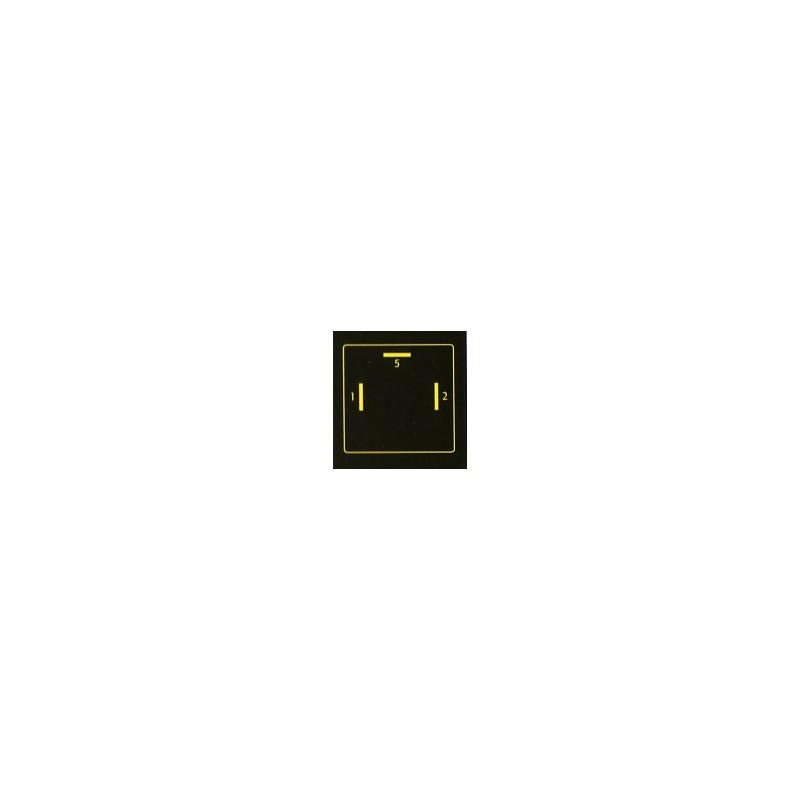 Centrale clignotante électronique à LED 3 bornes